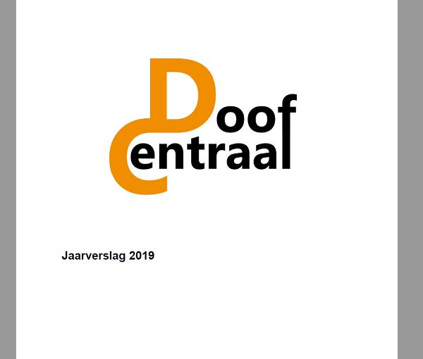 Jaarverslag 2019 gepubliceerd