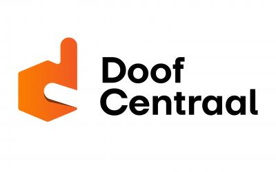 Nieuw logo voor DoofCentraal