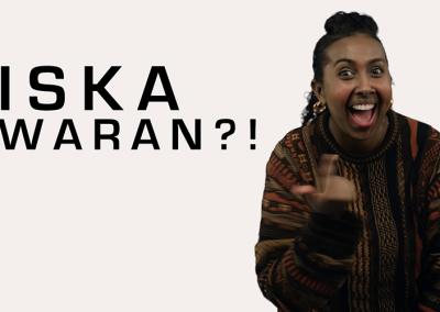 Iska Waran?!